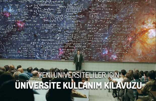 Yeni Üniversiteliler İçin