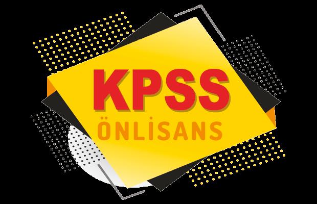 KPSS Önlisans Çıkmış Sorular